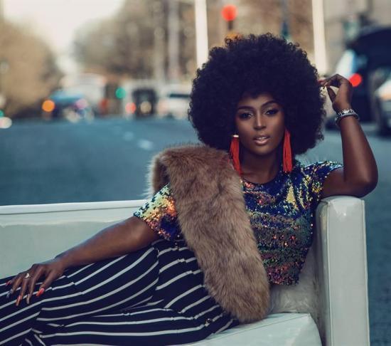 Amara La Negra, la afrolatina que aspira a ser la Celia Cruz de los milenials