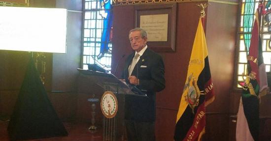 Ecuador establecerá oficina de cooperación en seguridad con Estados Unidos