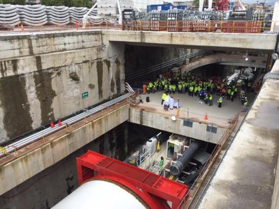 Fiscalía investiga muerte de geólogo español en las obras del metro de Quito