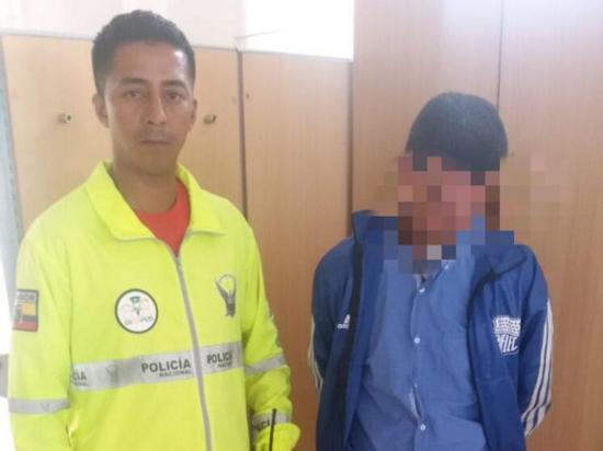 Un conductor fue a prisión por acosar a estudiantes en Chone
