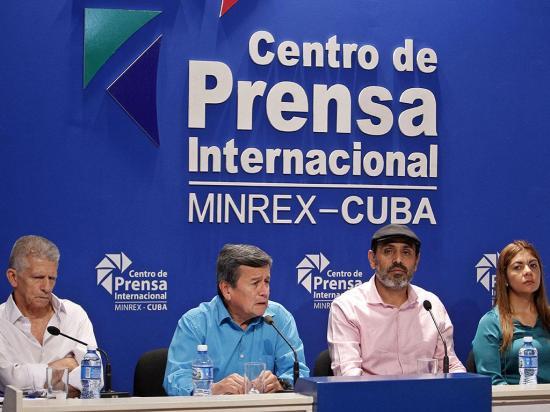 ELN se quedará en La Habana