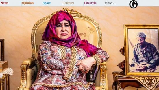 Madre de Bin Laden dice que su hijo ''era buen chico y le lavaron el cerebro''