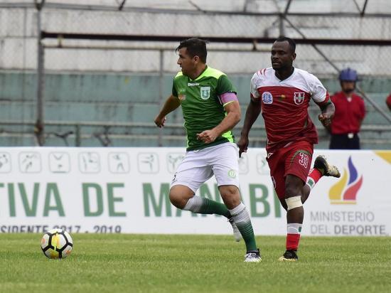 Liga de Portoviejo perdió ante Loja 2-0 de visitante