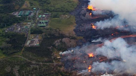 Hawái procura recuperarse tres meses después de la erupción de volcán Kilauea