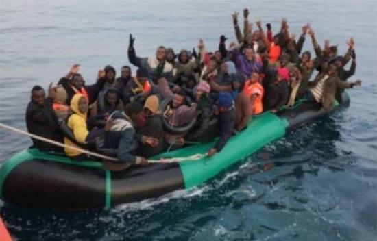 Más de 400 inmigrantes rescatados en el mar frente a las costas españolas