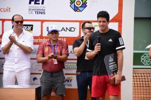 El ecuatoriano Emilio Gómez gana el Tamarindo Open y suma cuatro títulos al hilo