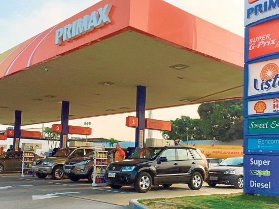 La gasolina, en la mira del gobierno
