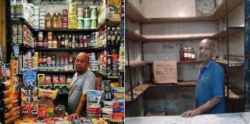 La foto que muestra un ''antes y un después'' de Venezuela se hace viral