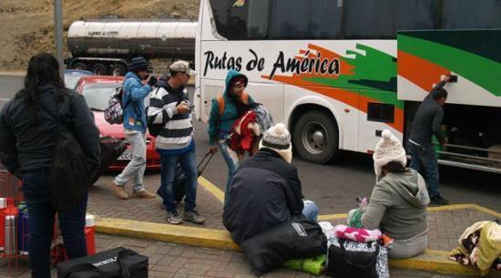 Ecuador facilitará ingreso de menores extranjeros por flujo de venezolanos