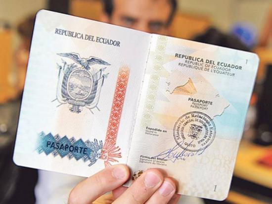 Dirán adiós al  visado schengen