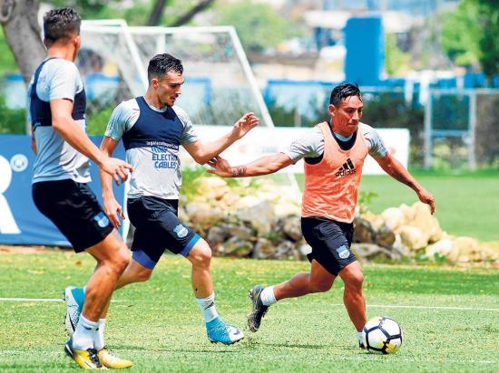 López debuta con los azules