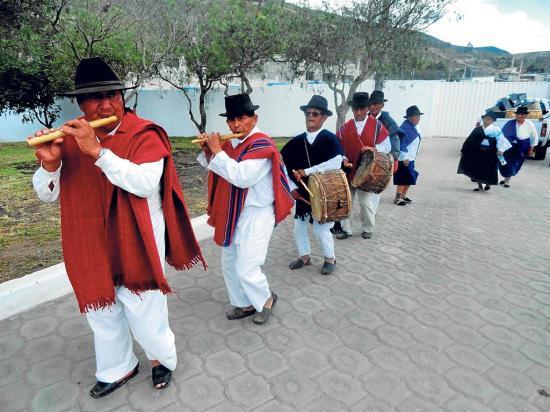 Los últimos flauteros de Cochasquí