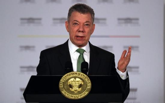 Santos se despide de ocho años de Gobierno sin lograr su ''paz total''