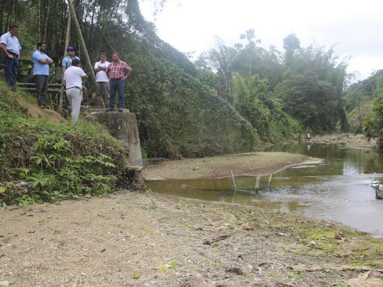 Iniciaron los trabajos en la primera etapa del  sistema de agua potable