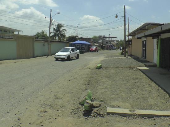 Mediante un convenio  se prevé construir la  calle San Cristóbal