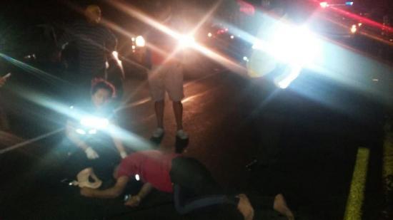 Un hombre muere atropellado en Montecristi