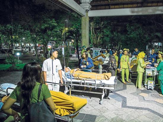 82 muertos por terremoto