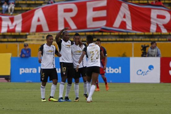 Liga de Quito viaja a Brasil en busca de los octavos frente Vasco da Gama