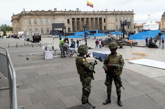 Colombia: Investidura de Iván Duque contará con 10 jefes de Estado