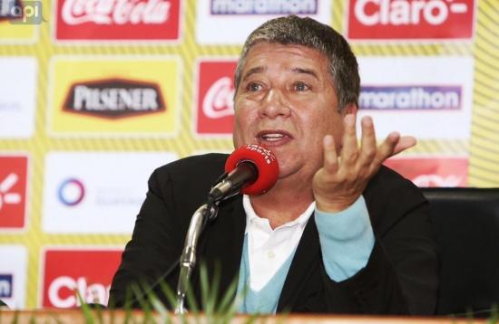 A la selección ecuatoriana ''vendrán los que quieran la gloria'', menciona 'Bolillo' Gómez