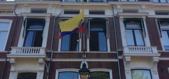 Ecuador reabre su embajada en Holanda para ''abrirse al mundo'', según cónsul