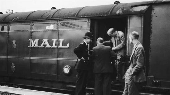 El casi perfecto ''robo del siglo'' al tren de Glasgow cumple 55 años