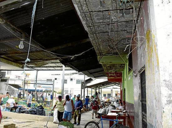 600 mil dólares para renovar el mercado número 2 de Portoviejo