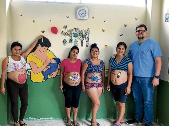 Con campaña difunden la importancia de la  lactancia materna