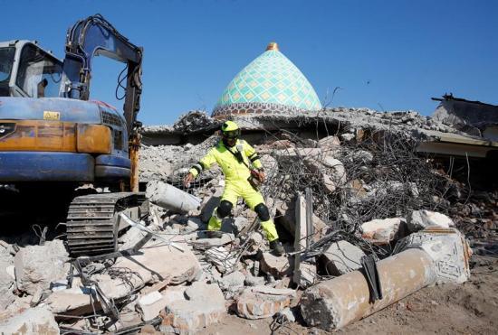 Indonesia eleva a 168 el número de muertos por el terremoto en la isla Lombok
