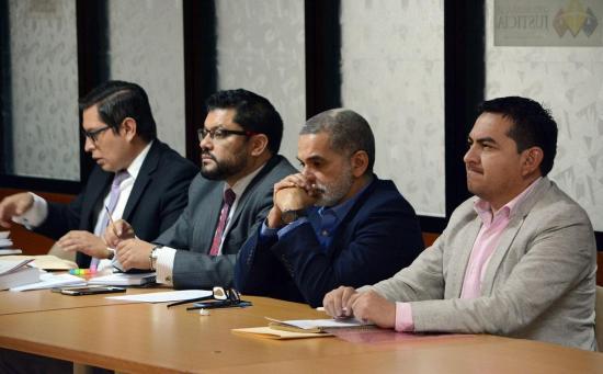 Fernando Alvarado deberá usar grillete electrónico hasta noviembre