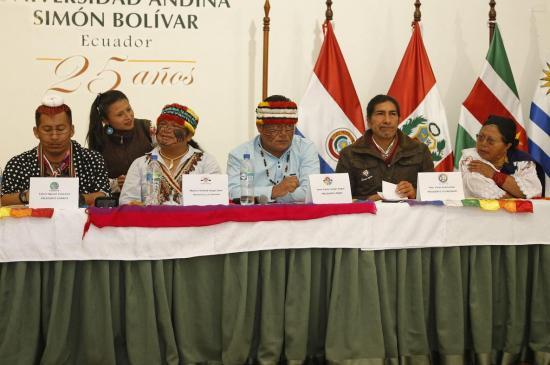 Confederación indígena dice que en el país se siguen vulnerando sus derechos
