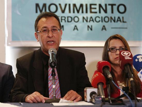 Expulsan a Correa de su movimiento