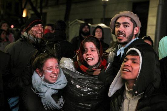 El aborto en Argentina, un drama que se alarga tras el rechazo por el Senado