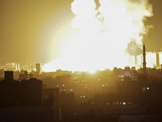 Milicia ataca con 70 cohetes