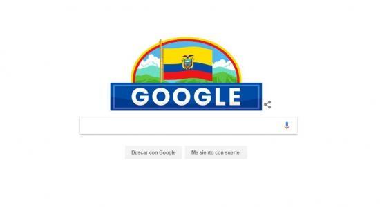 Google dedica doodle al Primer Grito de Independencia