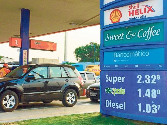 Listo el informe de combustibles