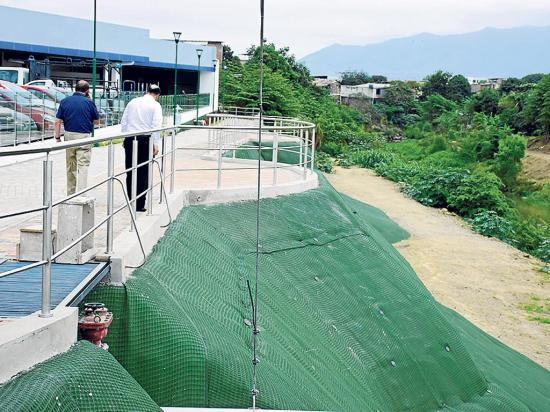 En un mes se abrirá el mirador cerca del  puente Velasco Ibarra