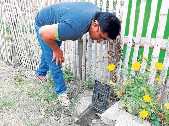 Sectores afectados no pagarán el agua
