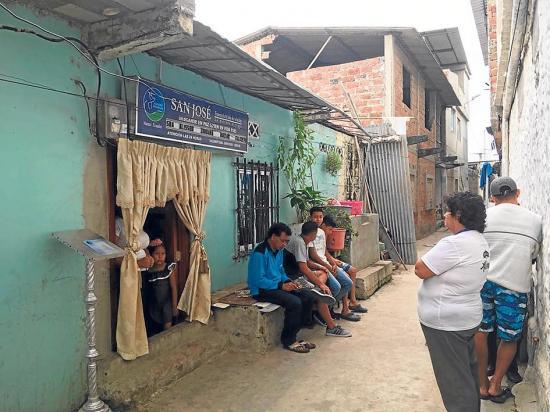 Joven madre muere por una descarga en Montecristi