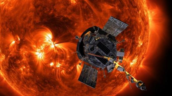 La sonda Parker de la NASA, a punto para ''tocar'' el Sol por primera vez