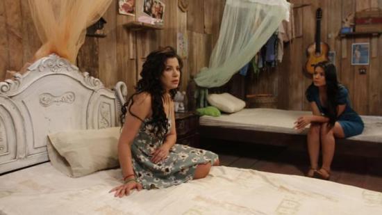 ''Sharon'', la telenovela de la diva ecuatoriana víctima de violencia machista