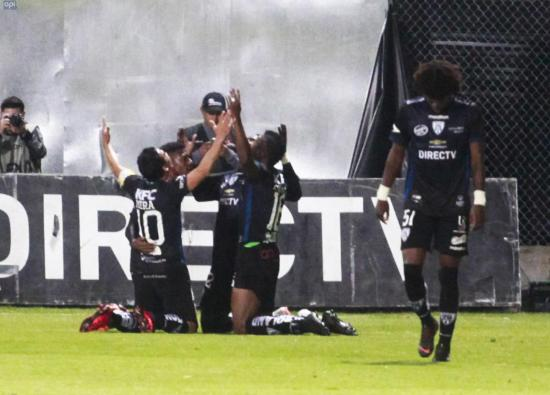 Emelec cae por goleada ante el Independiente del Valle [3-1]
