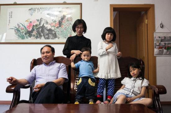 La China del hijo único ahora considera permitir familias numerosas