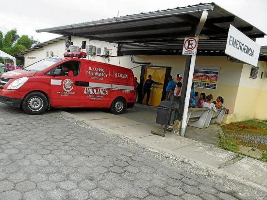 Ambulancias cuentan con tres rutas definidas