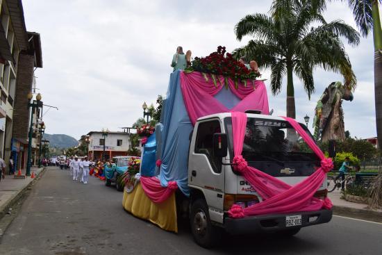 Fiestas patronales se extenderán hasta el  25 de septiembre