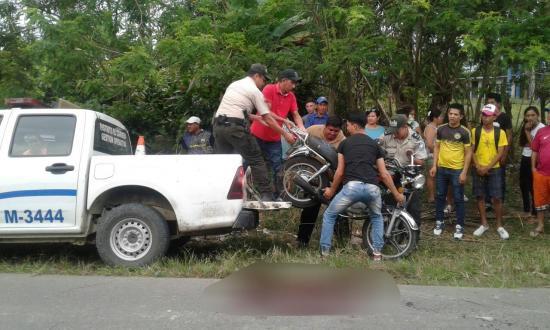 Los accidentes dejan dolor, ya van 90  muertos en siete meses en Manabí