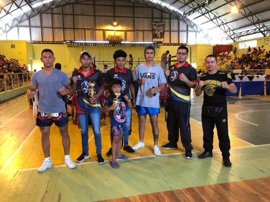 Team Anes, rumbo al Panamericano