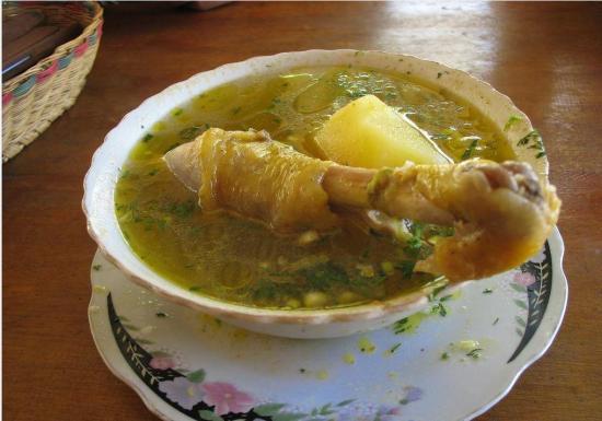 Hoy es el festival de la gallina criolla en Chirijos de Portoviejo