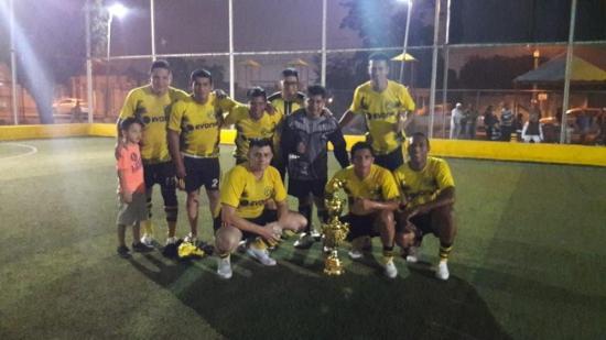 Zaracay se coronó campeón