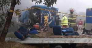 Jugadores ecuatorianos envían emotivos mensajes por muerte de hinchas barcelonistas